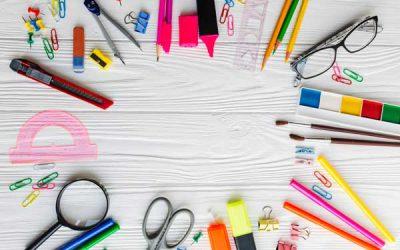 Como ahorrar en material escolar